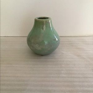 West Elm ceramic vase